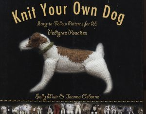 cover to the book Knit Your Own Dog